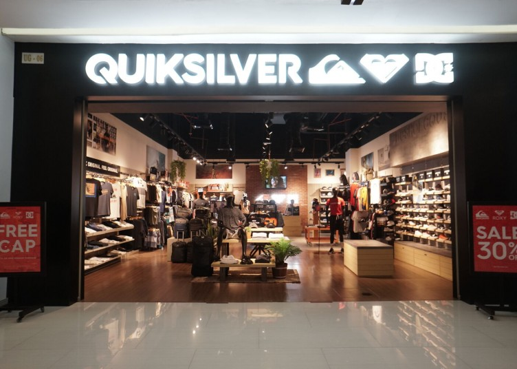 Quiksilver | Medan Centre Point